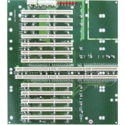Buskort med 12x PCI-X og 2x...