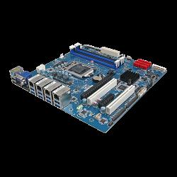 Micro ATX bundkort Intel...
