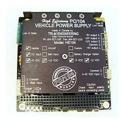 Restlager: PC/104 model 25W...