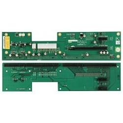 Buskort med 4x PCIE og 1x...