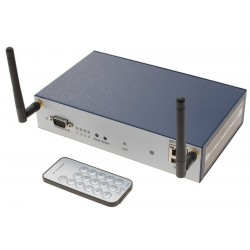 Tænd og sluk udstyr via LAN...