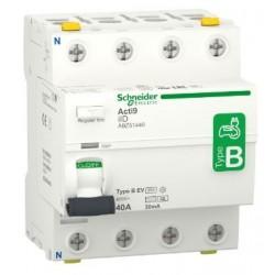 RCCB HPFI afbryder 4P 40A...