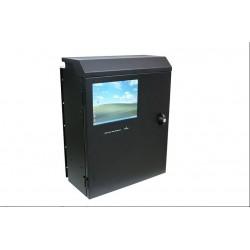 4U vægmonteret PC-kabinet...