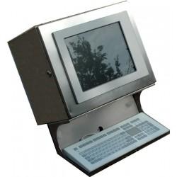 Panel PC stålkabinet...