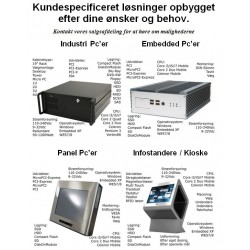 Kundespecificeret pc....