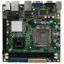 ITX BK, 965, sokkel 775