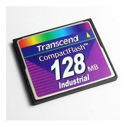 128MB CF kort industrial grade