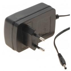 12VDC 2A (24Watt) adapter...
